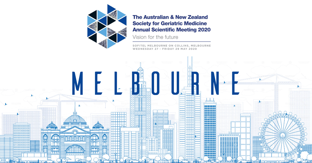 ANZSGM 2020 ASM Melbourne 27 - 29 May 2020
