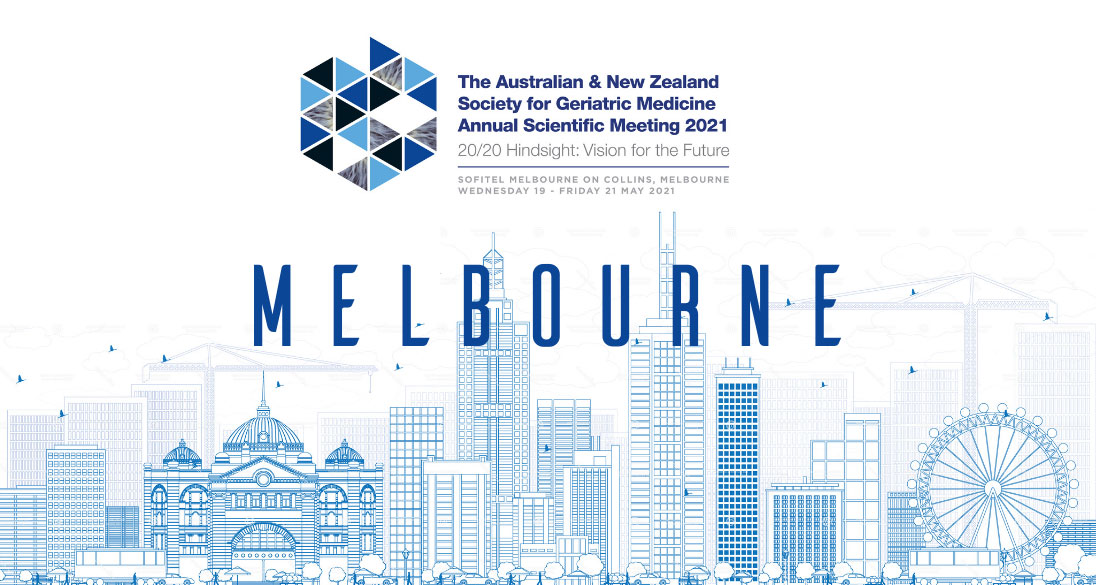 ANZSGM 2020 ASM Melbourne 19 - 21 May 2021